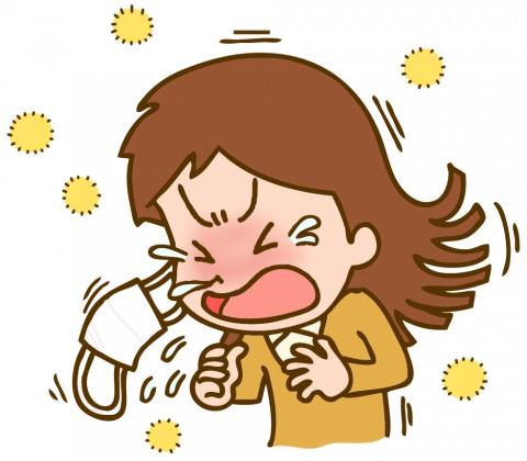 花粉症 トランスポートジャコ