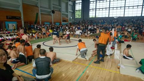江戸川区わんぱく相撲大会