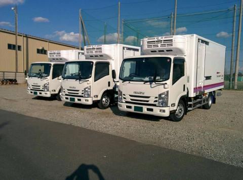 ジャコ 新車3台納車